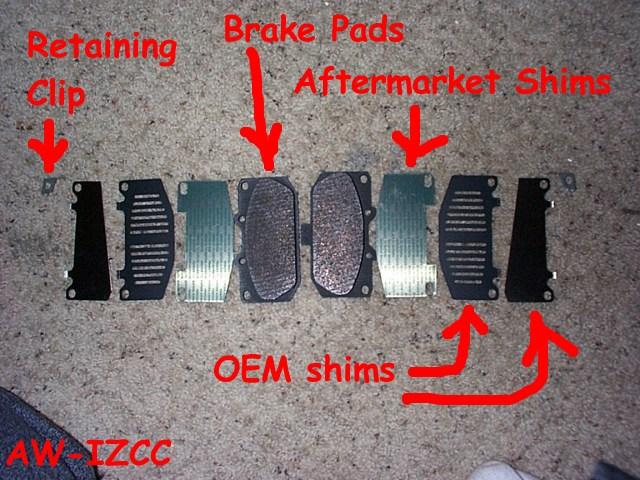 When To Replace Brake Pads >> Changing Brake Pads