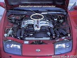 Diagnose and Bypass a Defective Detonation Sensor